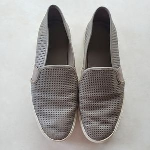 Vince | Gray Slip On Sneakers 8